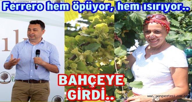 """""""Türk fındığı bir tercih değil, vazgeçilmezdir."""""""