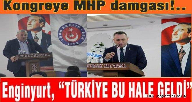 Türk Sağlık-Sen başkanı Zengin, güven tazeledi..