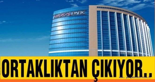TURKVEN  MEDİCAL Park'tan ayrılıyor..