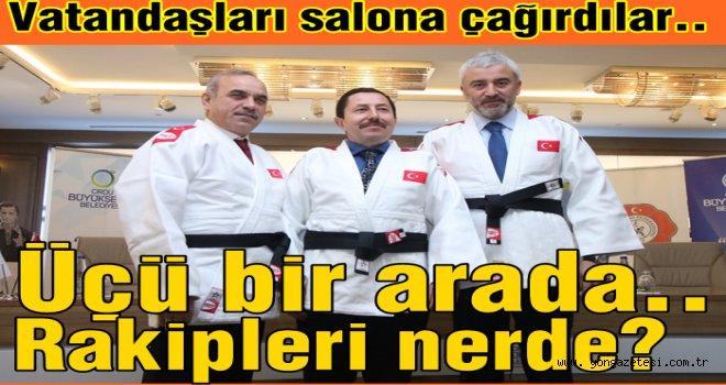 Ümitler Türkiye judo şampiyonası Ordu'da yapılacak..