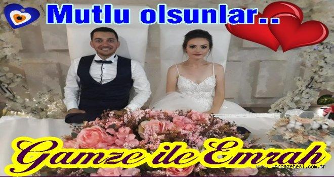 USTA ve BAŞ Ailelerinin mutlu günü..