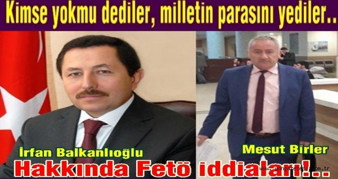 Vali İrfan Balkanlıoğlu tazminat davası açtı..