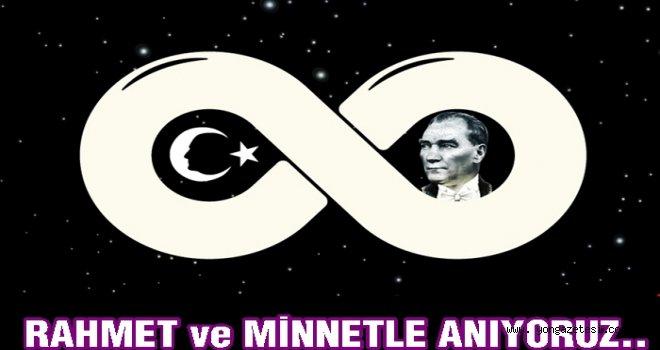Vali Yavuz, 10 Kasım anma mesajı yayınladı…