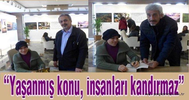Yazar Nurten Akpunar  4. kitabını tanıttı..