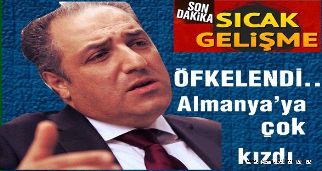 """Yeneroğlu: """"Bakanın  ziyaretinin engellenmesi seviyesizlikte son nokta"""""""