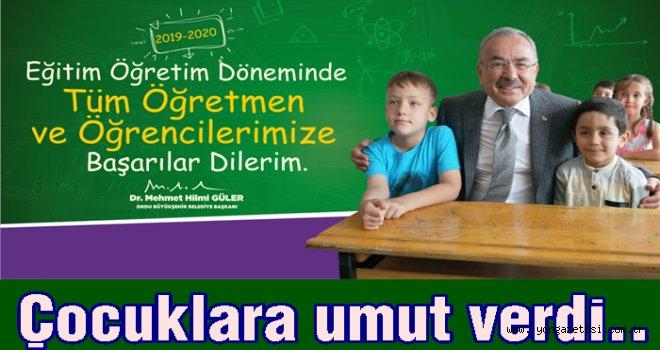 """""""YENİ EĞİTİM DÖNEMİ HAYIRLI OLSUN"""""""