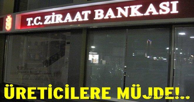 Ziraat Bankasından borç yapılandırması..