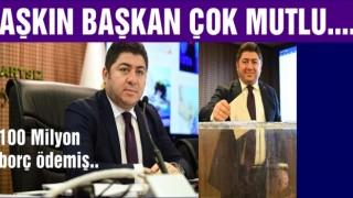 Altınordu Belediyesi Ocak ayı Meclis toplantısı yapıldı..
