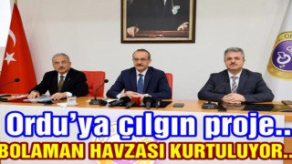 Bolaman çılgın projesi.. Kanal İstanbul gibi olmasın..
