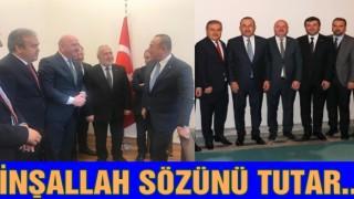 Dış işleri Bakanından Ordu'da toplantı sözü..