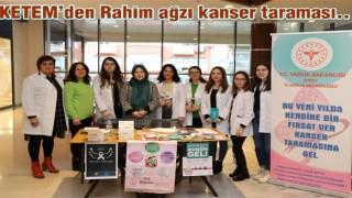 Kadınlara rahim ağzı Kanser tarama önerileri..