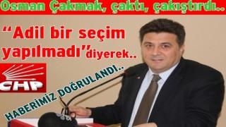 """CHP'li adaydan inanılmaz iddialar, """"İş vaadi ile oy istendi"""""""