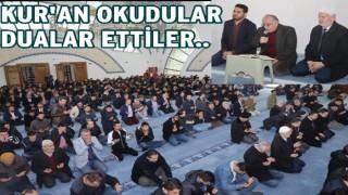 İdlib Şehitleri için Kur'an-ı Kerim tilaveti gerçekleştirildi..
