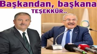 Perşembe Belediye başkanı Tandoğan'dan teşekkür mesajı..
