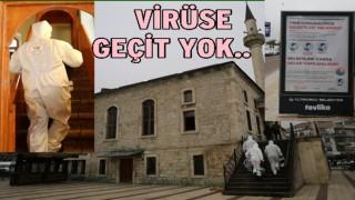 Altınordu Belediyesi Virüse karşı savaş açtı..