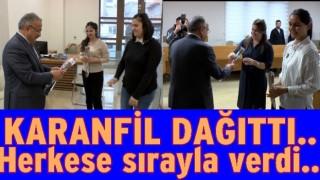 Başkan Güler, Kadın personellerin gününü kutladı..