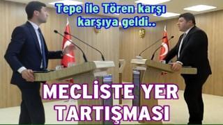 Belediye Meclisinde Baba'lı, Amca'lı ve Bakanım tartışmaları..