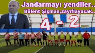 Kurumlar arası turnuva maçlarında Büyükşehir başarısı..