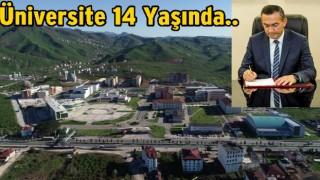 Ordu Üniversitesi 14'üncü yaşını kutluyor.
