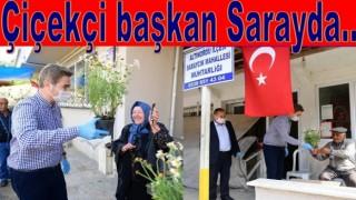 Altınordu Belediyesi Bşk. Yrd. Saraycık kırsalına çıktı..