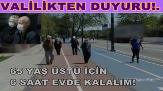 """""""YARIN SOKAKLARI YAŞLILARA BIRAKALIM"""""""