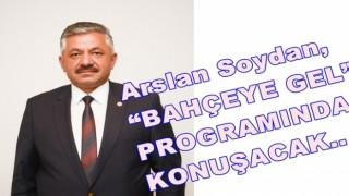 Arslan Soydan Trabzon radyosuna konuk olacak..