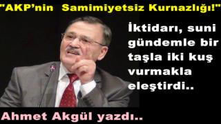 Ayasofya istismarı, Erdoğan'ı kurtaracak mı?