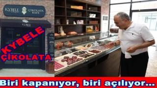 """ÇİKOLATA KAFE"" AÇILDI..İNŞALLAH KAPANMAZ.."
