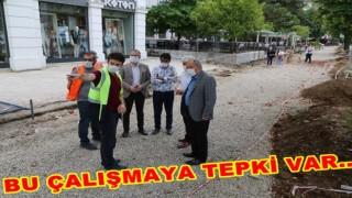 """""""Kafeler Caddesi, Kültür ve Sanat Yolu Projesi"""" acilen bitirilsin.."""