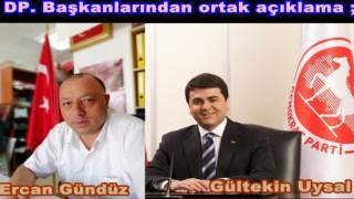DEMOKRAT PARTİ AVUKATLARA SAHİP ÇIKTI..