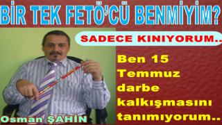 HADİ BAKALIM, ÖN SAFTA GİDEN FETÖ'CÜLERİ GÖRELİM..