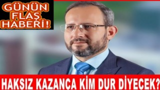 KURBANLIK SATIŞ ALANINDA YOLSUZLUK İDDİASI..