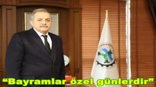 OTSO Başkanı Servet Şahin'in bayram mesajı..