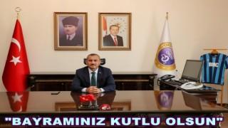 Valimiz Sayın Tuncay SONEL'in Kurban Bayramı Mesajı..