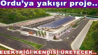 Yeni Otobüs terminali yakında açılıyor..