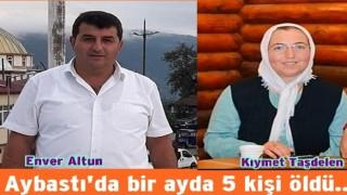 ORDU'DA CORONA CAN ALMAYA DEVAM EDİYOR..