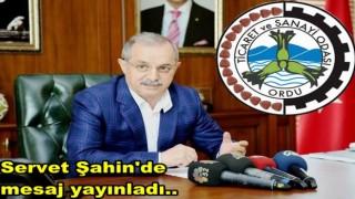 OTSO Başkanı Şahin'den 30 Ağustos mesajı..