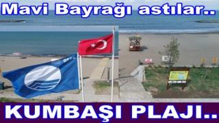 Doğu Karadeniz'de en fazla mavi bayrak Plajı Ordu'da..
