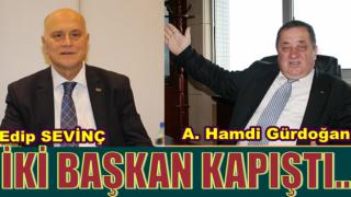 KFMİB Başkanı Edip Sevinç'in tepkisi…