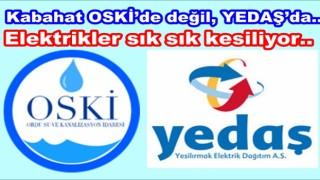OSKİ'DEN KAMUOYUNA DUYURU!
