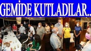 ZABITA HAFFTASINDA BİR ARAYA GELDİLER..