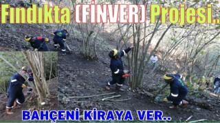 Belediyenin (FINVER) projesi ilk kez Perşembe'de uygulanıyor..