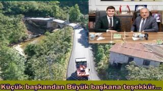 GÜLYALI'DA 6 MAHALLEYE GURUP YOLU..