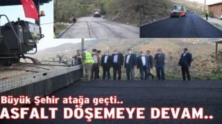KABATAŞ'TA ASFALT HAYALLERİ GERÇEK OLDU..