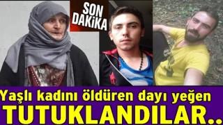 KORGAN CİNAYETİ ZANLISI İKİ KİŞİ TUTUKLANDI..