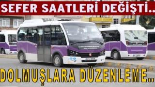 TOPLU ULAŞIMDA KORONAVİRÜS DÜZENLEMESİ..