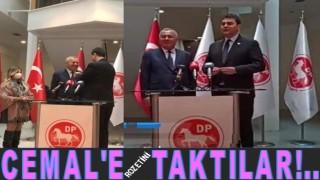 Cemal Rozeti taktı, yeni partisini buldu AKP. düşünsün..