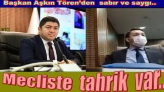 CHP'Lİ MECLİS ÜYESİNİN MECLİSTEKİ BOŞ KAVGASI..