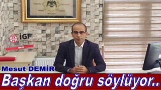"""Herkes haber sitesi kurup """"BEN GAZETECİYİM"""" demesin.."""