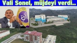 ORDU ŞEHİR HASTANESİNİN İHALESİ YAPILIYOR..
